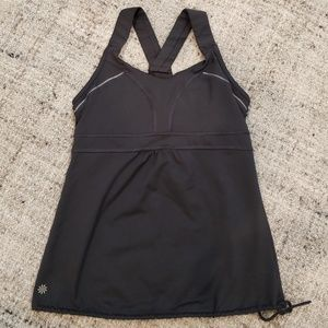 Athleta Horizon Racerback Tank Top